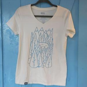 REI t-shirt worn once